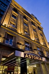 - Danubius Hotel Astoria City Center - hotel Budapest