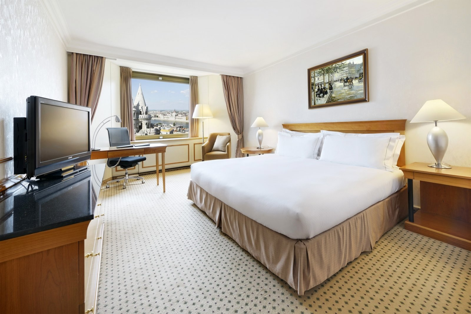 King Room Danube view