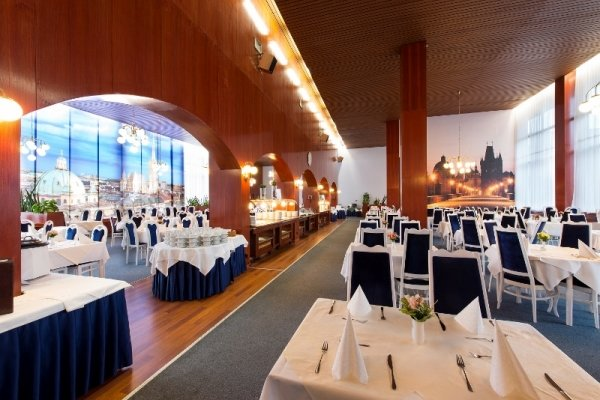 Restaurant+Prague-Vienna - Spa+Hotel+Grand+Splendid - hotel Piestany